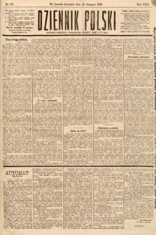 Dziennik Polski. 1889, nr232