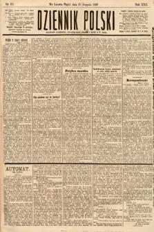 Dziennik Polski. 1889, nr233