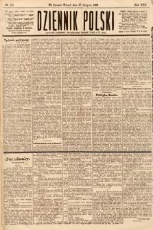 Dziennik Polski. 1889, nr237