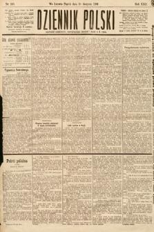 Dziennik Polski. 1889, nr240