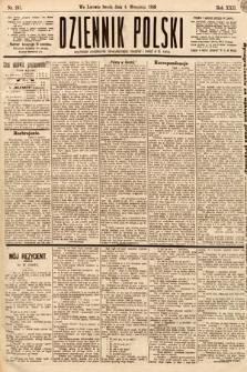 Dziennik Polski. 1889, nr245