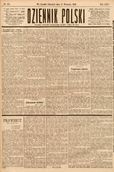 Dziennik Polski. 1889, nr253