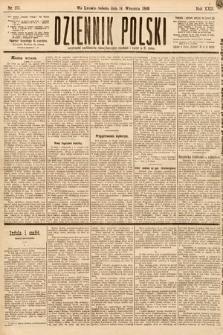 Dziennik Polski. 1889, nr255
