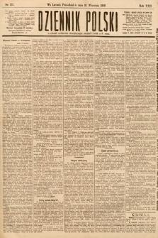 Dziennik Polski. 1889, nr257