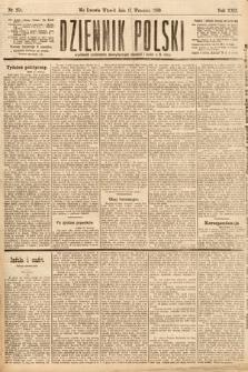Dziennik Polski. 1889, nr258
