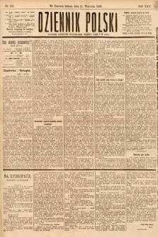Dziennik Polski. 1889, nr262