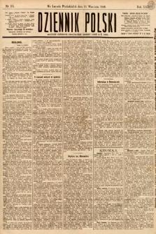 Dziennik Polski. 1889, nr264