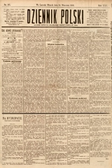 Dziennik Polski. 1889, nr265