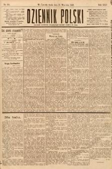 Dziennik Polski. 1889, nr266