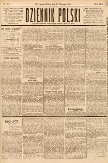 Dziennik Polski. 1889, nr268