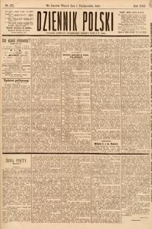 Dziennik Polski. 1889, nr272
