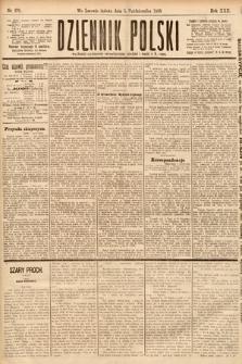 Dziennik Polski. 1889, nr276