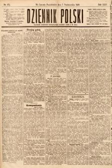 Dziennik Polski. 1889, nr278