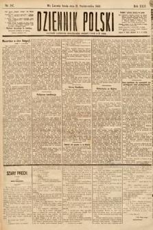 Dziennik Polski. 1889, nr287