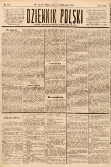 Dziennik Polski. 1889, nr289