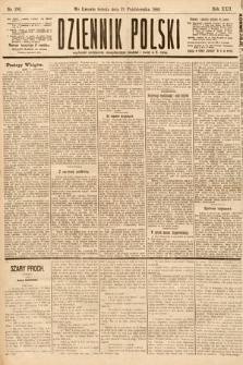 Dziennik Polski. 1889, nr290