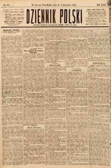 Dziennik Polski. 1889, nr292