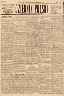 Dziennik Polski. 1889, nr299