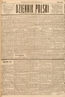 Dziennik Polski. 1889, nr304