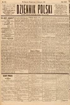 Dziennik Polski. 1889, nr307