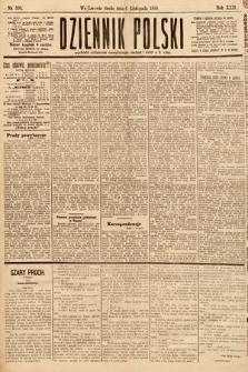 Dziennik Polski. 1889, nr308