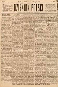 Dziennik Polski. 1889, nr313