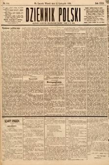 Dziennik Polski. 1889, nr314