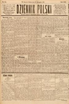 Dziennik Polski. 1889, nr318