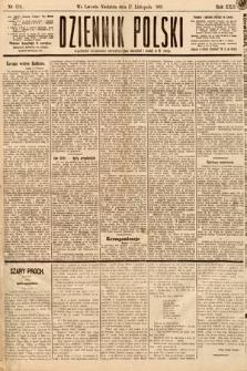 Dziennik Polski. 1889, nr319