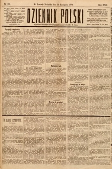 Dziennik Polski. 1889, nr326