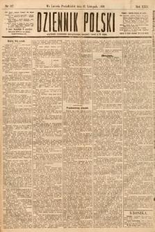 Dziennik Polski. 1889, nr327