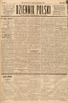Dziennik Polski. 1889, nr332