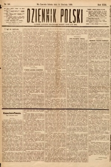 Dziennik Polski. 1889, nr346
