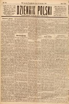 Dziennik Polski. 1889, nr348