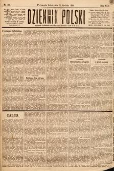 Dziennik Polski. 1889, nr353