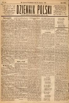 Dziennik Polski. 1889, nr361
