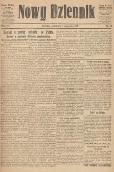 Nowy Dziennik. 1920, nr8