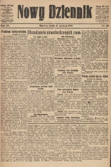 Nowy Dziennik. 1920, nr21