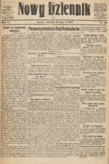 Nowy Dziennik. 1920, nr28