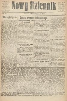 Nowy Dziennik. 1920, nr30
