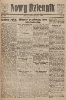 Nowy Dziennik. 1920, nr36