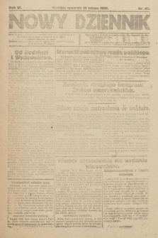 Nowy Dziennik. 1920, nr40