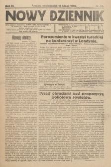 Nowy Dziennik. 1920, nr44