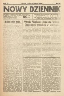 Nowy Dziennik. 1920, nr49