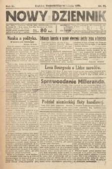 Nowy Dziennik. 1920, nr51