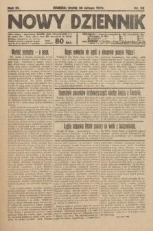 Nowy Dziennik. 1920, nr53