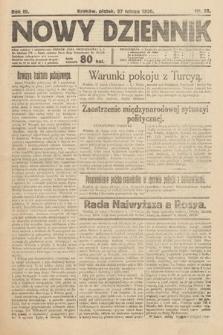 Nowy Dziennik. 1920, nr55