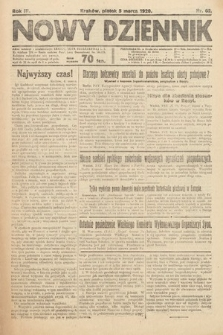 Nowy Dziennik. 1920, nr62