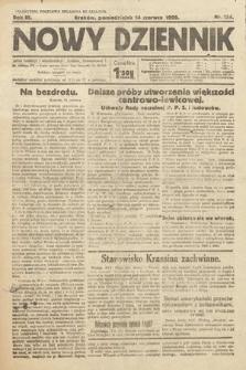 Nowy Dziennik. 1920, nr154