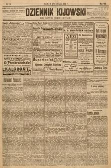 Dziennik Kijowski : pismo społeczne, polityczne i literackie. 1913, nr14
